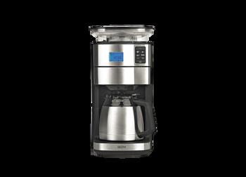 Machine à café filtre avec moulin BEEM - 1,25 l - Fresh Aroma Perfect II - Thermo -