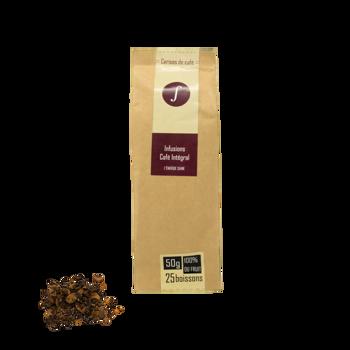 Café Intégral: Infusione di caffè non-torrefatto - Bustina 50 g