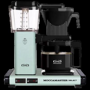 Cafetière à filtre électrique Moccamaster - 1,25 l - KBG Vert Pastel -