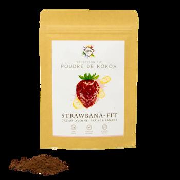 Strawbana-Fit - Pochette 250 g