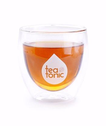 Verre à thé en verre