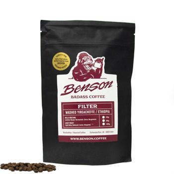 Washed Yirgacheffe - Filter by Benson