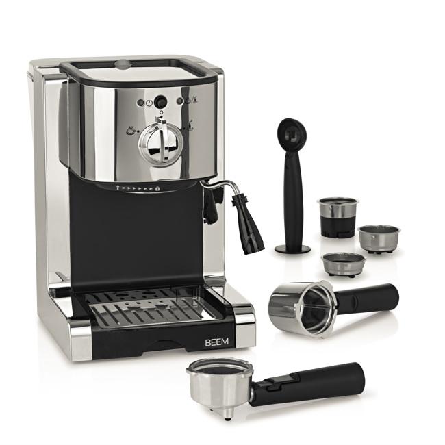 Troisième image du produit Machine Espresso BEEM - 1,25 l - Espresso Perfect - 20 bar by BEEM