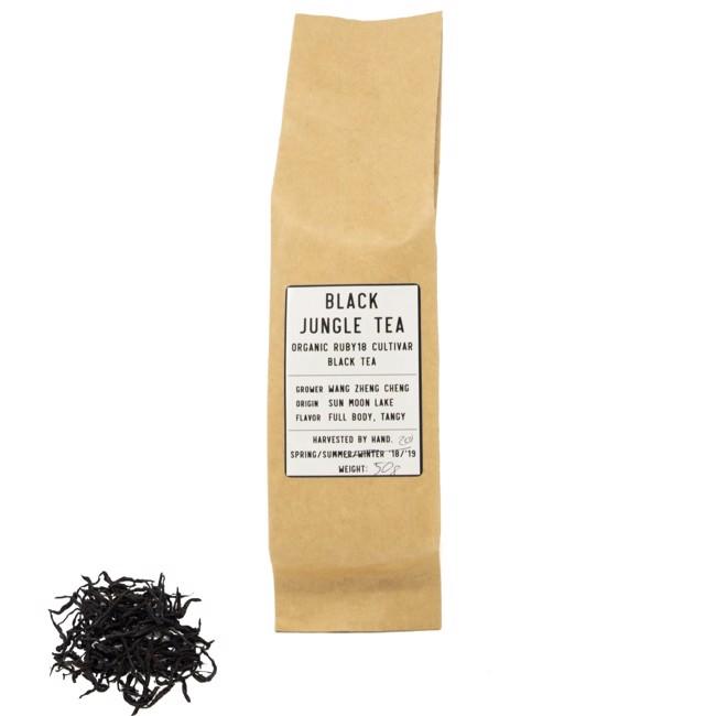 Black Jungle Tea Ruby 18 by Xian Tea