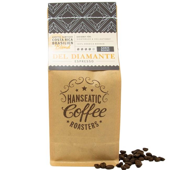 Espresso Del Diamante by Hanseatic Coffee Company