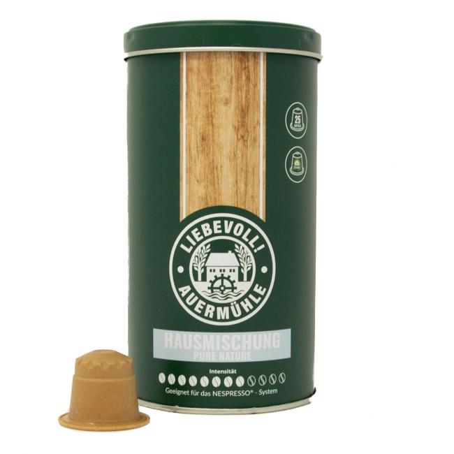 Capsules en bois de mélange maison, Compatibles Nespresso (x25) by Liebevoll!
