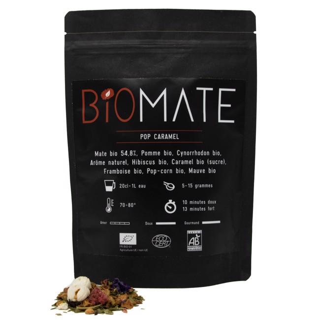 Pop Caramel by Biomaté