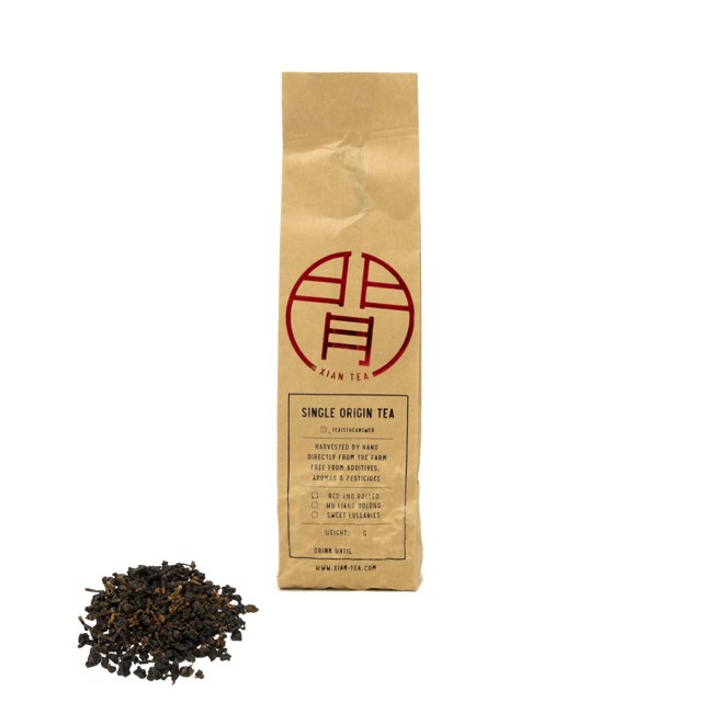 Red'n'Rolled Oolong by Xian Tea