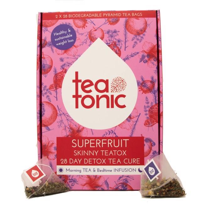 Superfruit Skinny Teatox 28 days by Teatonic