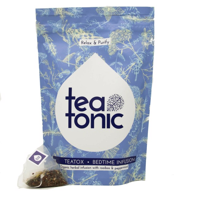 Teatox Bedtime Infusion 28 jours by Teatonic
